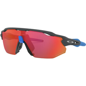 Oakley Radar EV Advancer Sunglasses matte carbon/prizm trail torch